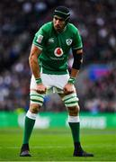23 February 2020; Ultan Dillane of Ireland during the Guinness Six Nations Rugby Championship match between England and Ireland at Twickenham Stadium in London, England. Photo by Brendan Moran/Sportsfile