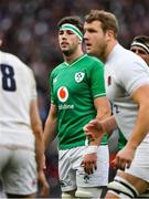 23 February 2020; Caelan Doris of Ireland during the Guinness Six Nations Rugby Championship match between England and Ireland at Twickenham Stadium in London, England. Photo by Brendan Moran/Sportsfile