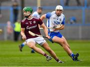 23 February 2020; Adrian Touhey of Galway in action against Neil Montgomery of Waterford during the Allianz Hurling League Division 1 Group A Round 4 match between Waterford and Galway at Walsh Park in Waterford. Photo by Seb Daly/Sportsfile