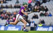 22 February 2020; Shaun Murphy of Wexford during the Allianz Hurling League Division 1 Group B Round 4 match between Dublin and Wexford at Croke Park in Dublin. Photo by Eóin Noonan/Sportsfile