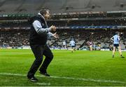 22 February 2020; Wexford manager Davy Fitzgerald during the Allianz Hurling League Division 1 Group B Round 4 match between Dublin and Wexford at Croke Park in Dublin. Photo by Eóin Noonan/Sportsfile