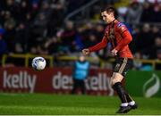 24 February 2020; Michael Barker of Bohemians during the SSE Airtricity League Premier Division match between Bohemians and Sligo Rovers at Dalymount Park in Dublin. Photo by Eóin Noonan/Sportsfile