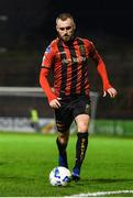 24 February 2020; Luke Wade Slater of Bohemians during the SSE Airtricity League Premier Division match between Bohemians and Sligo Rovers at Dalymount Park in Dublin. Photo by Eóin Noonan/Sportsfile