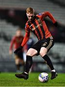 24 February 2020; Glen McAuley of Bohemians during the SSE Airtricity League Premier Division match between Bohemians and Sligo Rovers at Dalymount Park in Dublin. Photo by Eóin Noonan/Sportsfile