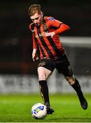 24 February 2020; Ross Tierney of Bohemians during the SSE Airtricity League Premier Division match between Bohemians and Sligo Rovers at Dalymount Park in Dublin. Photo by Eóin Noonan/Sportsfile
