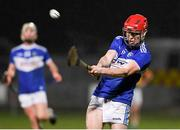 22 February 2020; Jack Kelly of Laois during the Allianz Hurling League Division 1 Group B Round 4 match between Laois and Carlow at MW Hire O'Moore Park in Portlaoise, Laois. Photo by Matt Browne/Sportsfile