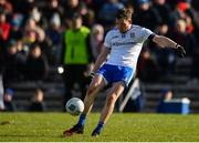 23 February 2020; Conor McManus of Monaghan during the Allianz Football League Division 1 Round 4 match between Monaghan and Mayo at St Tiernach's Park in Clones, Monaghan. Photo by Oliver McVeigh/Sportsfile