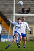 23 February 2020; Ryan McAnespie of Monaghan during the Allianz Football League Division 1 Round 4 match between Monaghan and Mayo at St Tiernach's Park in Clones, Monaghan. Photo by Oliver McVeigh/Sportsfile