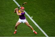 22 February 2020; Lee Chin of Wexford during the Allianz Hurling League Division 1 Group B Round 4 match between Dublin and Wexford at Croke Park in Dublin. Photo by Harry Murphy/Sportsfile