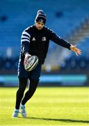 27 February 2020; Harry Byrne during a Leinster Rugby captain's run at the RDS Arena in Dublin. Photo by Seb Daly/Sportsfile