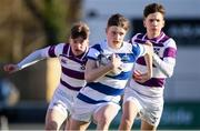 27 February 2020; James O'Sullivan of Blackrock College during the Bank of Ireland Leinster Schools Junior Cup Second Round match between Blackrock College and Clongowes Wood College at Energia Park in Dublin. Photo by Matt Browne/Sportsfile