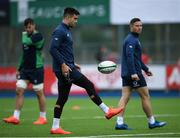28 February 2020; Conor Murray, centre, during an Ireland Rugby open training session at Energia Park in Donnybrook, Dublin. Photo by Ramsey Cardy/Sportsfile