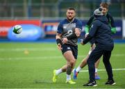 28 February 2020; Andrew Porter during an Ireland Rugby open training session at Energia Park in Donnybrook, Dublin. Photo by Ramsey Cardy/Sportsfile