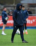 28 February 2020; Head coach Andy Farrell during an Ireland Rugby open training session at Energia Park in Donnybrook, Dublin. Photo by Ramsey Cardy/Sportsfile