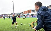 28 February 2020; Andrew Conway during an Ireland Rugby open training session at Energia Park in Donnybrook, Dublin. Photo by Ramsey Cardy/Sportsfile