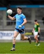 22 February 2020; Lee Gannon of Dublin during the Eirgrid Leinster GAA Football U20 Championship Semi-Final match between Dublin and Meath at Parnell Park in Dublin. Photo by David Fitzgerald/Sportsfile
