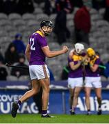 22 February 2020; Jack O'Connor of Wexford celebrates following the Allianz Hurling League Division 1 Group B Round 4 match between Dublin and Wexford at Croke Park in Dublin. Photo by Sam Barnes/Sportsfile