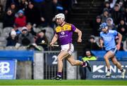 22 February 2020; Cathal Dunbar of Wexford during the Allianz Hurling League Division 1 Group B Round 4 match between Dublin and Wexford at Croke Park in Dublin. Photo by Sam Barnes/Sportsfile