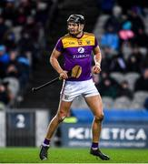 22 February 2020; Jack O'Connor of Wexford during the Allianz Hurling League Division 1 Group B Round 4 match between Dublin and Wexford at Croke Park in Dublin. Photo by Sam Barnes/Sportsfile