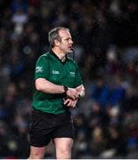 22 February 2020; Referee Johnny Murphy during the Allianz Hurling League Division 1 Group B Round 4 match between Dublin and Wexford at Croke Park in Dublin. Photo by Sam Barnes/Sportsfile
