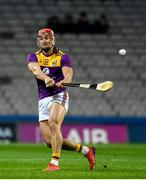 22 February 2020; Lee Chin of Wexford during the Allianz Hurling League Division 1 Group B Round 4 match between Dublin and Wexford at Croke Park in Dublin. Photo by Sam Barnes/Sportsfile