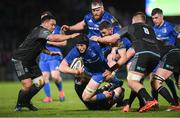 28 February 2020; Ryan Baird of Leinster during the Guinness PRO14 Round 13 match between Leinster and Glasgow Warriors at the RDS Arena in Dublin. Photo by Ramsey Cardy/Sportsfile