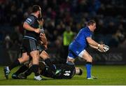 28 February 2020; Seán Cronin of Leinster during the Guinness PRO14 Round 13 match between Leinster and Glasgow Warriors at the RDS Arena in Dublin. Photo by Ramsey Cardy/Sportsfile