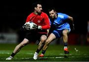 29 February 2020; Niall Morgan of Tyrone and Dean Rock of Dublin during the Allianz Football League Division 1 Round 5 match between Tyrone and Dublin at Healy Park in Omagh, Tyrone. Photo by David Fitzgerald/Sportsfile
