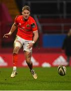 29 February 2020; Mike Haley of Munster during the Guinness PRO14 Round 13 match between Munster and Scarlets at Thomond Park in Limerick. Photo by Diarmuid Greene/Sportsfile