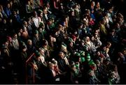 1 March 2020; Spectators in the main stand during the Allianz Hurling League Division 1 Group A Round 5 match between Limerick and Westmeath at LIT Gaelic Grounds in Limerick. Photo by Diarmuid Greene/Sportsfile