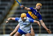 1 March 2020; Shane Ryan of Waterford and Séamus Callanan of Tipperary during the Allianz Hurling League Division 1 Group A Round 5 match between Tipperary and Waterford at Semple Stadium in Thurles, Tipperary. Photo by Ramsey Cardy/Sportsfile