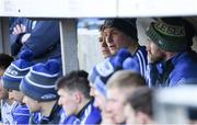 1 March 2020; Austin Gleeson of Waterford sits on the substitute's bench, after being shown a red card, during the Allianz Hurling League Division 1 Group A Round 5 match between Tipperary and Waterford at Semple Stadium in Thurles, Tipperary. Photo by Ramsey Cardy/Sportsfile