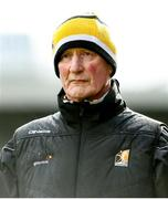 1 March 2020; Kilkenny manager Brian Cody during the Allianz Hurling League Division 1 Group B Round 5 match between Laois and Kilkenny at UPMC Nowlan Park in Kilkenny. Photo by Michael P Ryan/Sportsfile