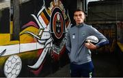 20 September 2017; Warren O'Hora of Bohemians and Republic of Ireland U19s stands for a portrait at Dalymount Park, in Phibsborough, Dublin 7. Photo by Sam Barnes/Sportsfile
