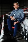 20 September 2017; Warren O'Hora of Bohemians and Republic of Ireland U19s poses for a portrait at Dalymount Park, in Phibsborough, Dublin 7. Photo by Sam Barnes/Sportsfile