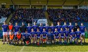 1 March 2020; The Cavan team during the Allianz Football League Division 2 Round 5 match between Cavan and Clare at Kingspan Breffni Park in Cavan. Photo by Philip Fitzpatrick/Sportsfile