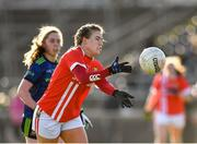 1 March 2020; Libby Coppinger of Cork during the Lidl Ladies National Football League Division 1 match between Cork and Mayo at Mallow GAA Complex in Cork. Photo by Seb Daly/Sportsfile