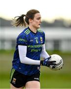 1 March 2020; Ciara McManamon of Mayo during the Lidl Ladies National Football League Division 1 match between Cork and Mayo at Mallow GAA Complex in Cork. Photo by Seb Daly/Sportsfile