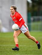 1 March 2020; Aisling Kelleher of Cork during the Lidl Ladies National Football League Division 1 match between Cork and Mayo at Mallow GAA Complex in Cork. Photo by Seb Daly/Sportsfile