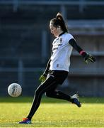 1 March 2020; Aishling Tarpey of Mayo during the Lidl Ladies National Football League Division 1 match between Cork and Mayo at Mallow GAA Complex in Cork. Photo by Seb Daly/Sportsfile
