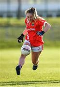 1 March 2020; Sadbh O'Leary of Cork during the Lidl Ladies National Football League Division 1 match between Cork and Mayo at Mallow GAA Complex in Cork. Photo by Seb Daly/Sportsfile