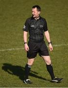 1 March 2020; Referee Jerome Henry during the Allianz Football League Division 2 Round 5 match between Cavan and Clare at Kingspan Breffni Park in Cavan. Photo by Philip Fitzpatrick/Sportsfile