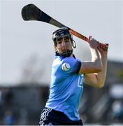 1 March 2020; Donal Burke of Dublin takes a free during the Allianz Hurling League Division 1 Group B Round 5 match between Clare and Dublin at Cusack Park in Ennis, Clare. Photo by Ray McManus/Sportsfile