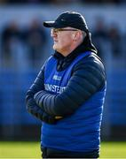 1 March 2020; Clare manager Brian Lohan before the Allianz Hurling League Division 1 Group B Round 5 match between Clare and Dublin at Cusack Park in Ennis, Clare. Photo by Ray McManus/Sportsfile
