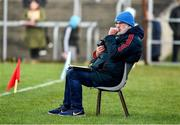 1 March 2020; Seamas O'Reilly, owner / editor, Clare County Express during the Allianz Hurling League Division 1 Group B Round 5 match between Clare and Dublin at Cusack Park in Ennis, Clare. Photo by Ray McManus/Sportsfile