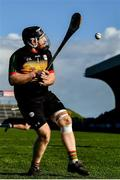 1 March 2020; Damien Jordan of Carlow during the Allianz Hurling League Division 1 Group B Round 5 match between Wexford and Carlow at Chadwicks Wexford Park in Wexford. Photo by David Fitzgerald/Sportsfile