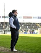 1 March 2020; Wexford manager Davy Fitzgerald during the Allianz Hurling League Division 1 Group B Round 5 match between Wexford and Carlow at Chadwicks Wexford Park in Wexford. Photo by David Fitzgerald/Sportsfile