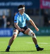 3 March 2020; Michael Barron of St Michael's College during the Bank of Ireland Leinster Schools Senior Cup Semi-Final match between St Michael's College and Newbridge College at Energia Park in Donnybrook, Dublin. Photo by Ramsey Cardy/Sportsfile