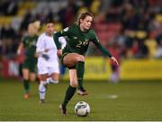5 March 2020; Heather Payne of Republic of Ireland during the UEFA Women's 2021 European Championships Qualifier match between Republic of Ireland and Greece at Tallaght Stadium in Dublin. Photo by Seb Daly/Sportsfile