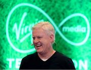 6 March 2020; Virgin Media pundit Matt Williams during the Virgin Media Television's Spectacular Week of Sport event at The Alex Hotel in Dublin. Photo by Stephen McCarthy/Sportsfile